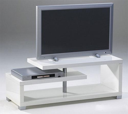 TV Board TV Lowboard TV Rack Weiss NEU & OVP