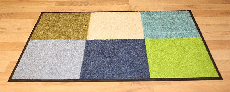 schmutzfangmatte t rmatte fu matte 50 x 75 cm schmutzmatte wash dry. Black Bedroom Furniture Sets. Home Design Ideas