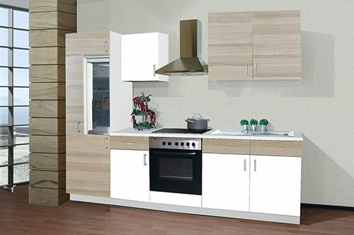 hochwertige k che k chenzeile k chenblock wei coimbra neu. Black Bedroom Furniture Sets. Home Design Ideas