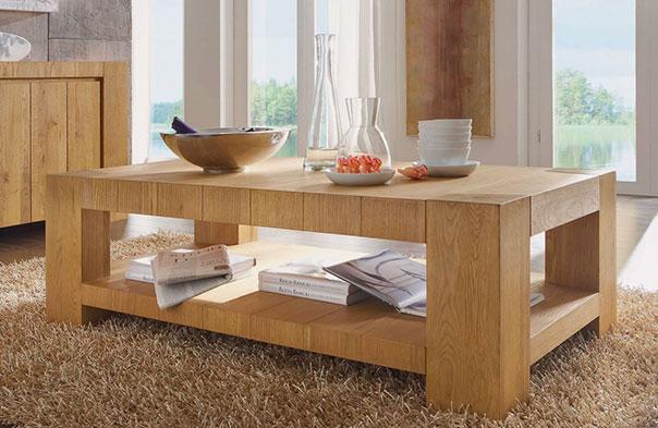 couchtisch tisch wildeiche lein l quadratisch neu uvp 899 ebay. Black Bedroom Furniture Sets. Home Design Ideas