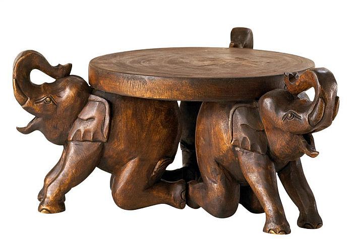 Couchtisch Beistelltisch Tisch Elefant NEU & OVP 2520973