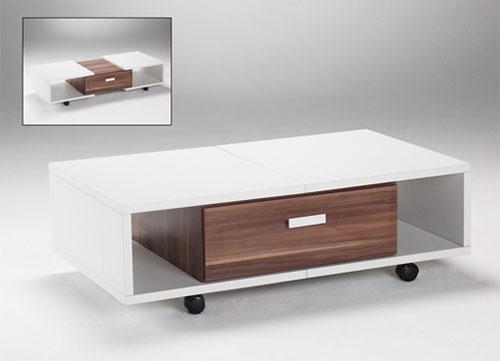 Couchtisch Beistelltisch Tisch Imperial Nussbaum 2521188 NEU & OVP