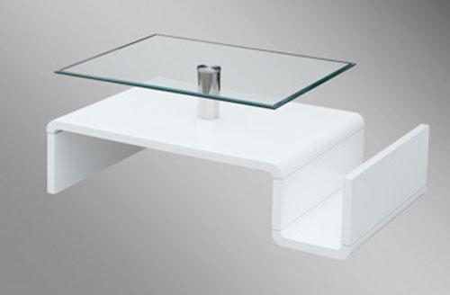 Couchtisch Beistelltisch Tisch Manu Klarglasplatte 2521190 NEU & OVP