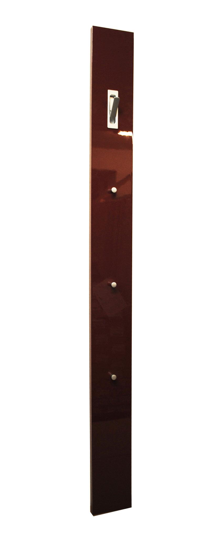 Garderoben Garderoben-Paneel rot Hochglanz UVP 79,90 NEU & OVP