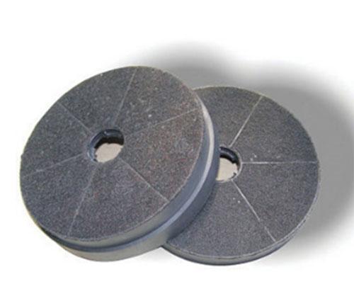 2 Aktivkohlefilter Dunstbazugshaube Filter Kohlefilter AF-010 Umluft 7110037