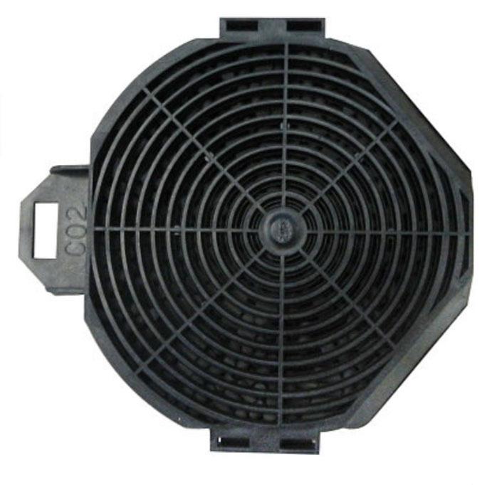 2 Aktivkohlefilter Dunstbazugshaube Filter Kohlefilter AF-060 Umluft 7110040