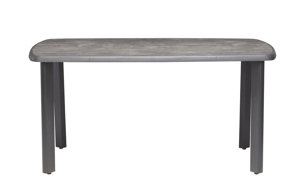 Gartentisch Tisch Garten Outdoor Aluminium Gartenmöbel 7150025