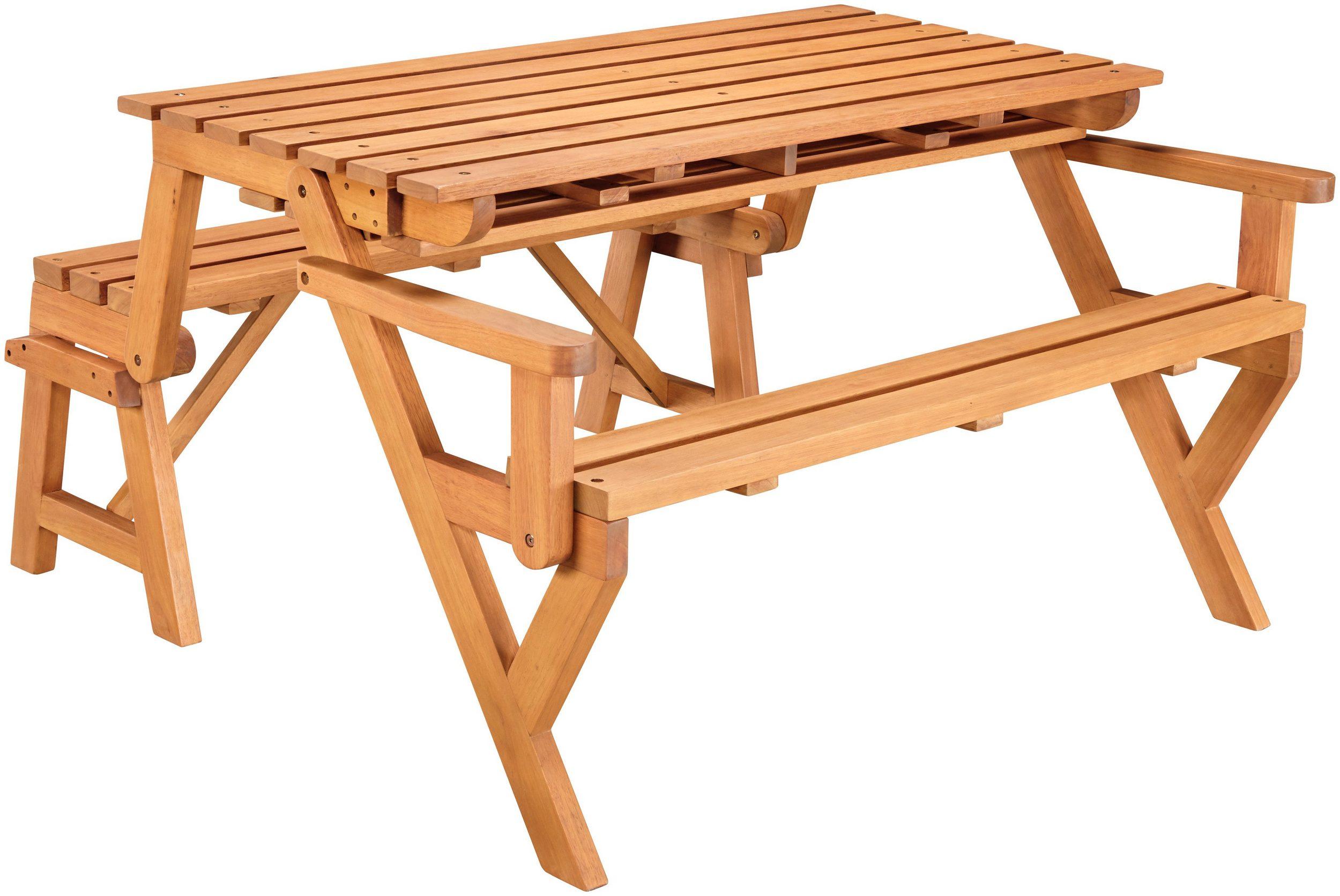 Gartenbank Sitzbank Gartengarnitur Eukalyptus Holz 7150507