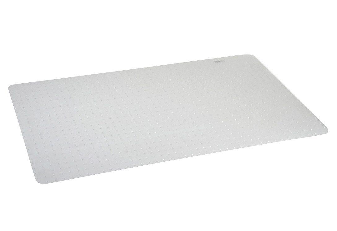 Bodenschutzmatte Bodenmatte Stuhlunterlage Matte 120x120cm 7200675