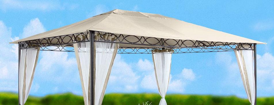 Ersatzdach Dach für Pavillon 3x3m sand Pavillondach UVP 79,99€ 7220130