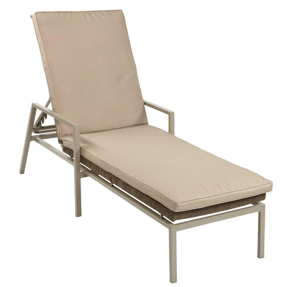 gartenliege hawaii gartenm bel polyrattan uvp 249 99 neu inkl auflage. Black Bedroom Furniture Sets. Home Design Ideas
