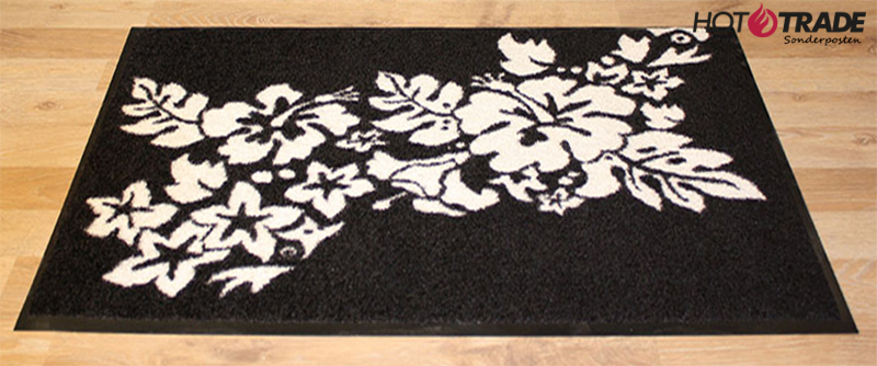 schmutzfangmatte t rmatte fu matte 50 x75 cm schmutzmatte wash dry ebay. Black Bedroom Furniture Sets. Home Design Ideas